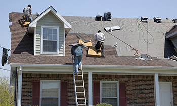 Exterior Home Repair Services