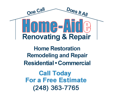 Home-Aide Renovating and Repair